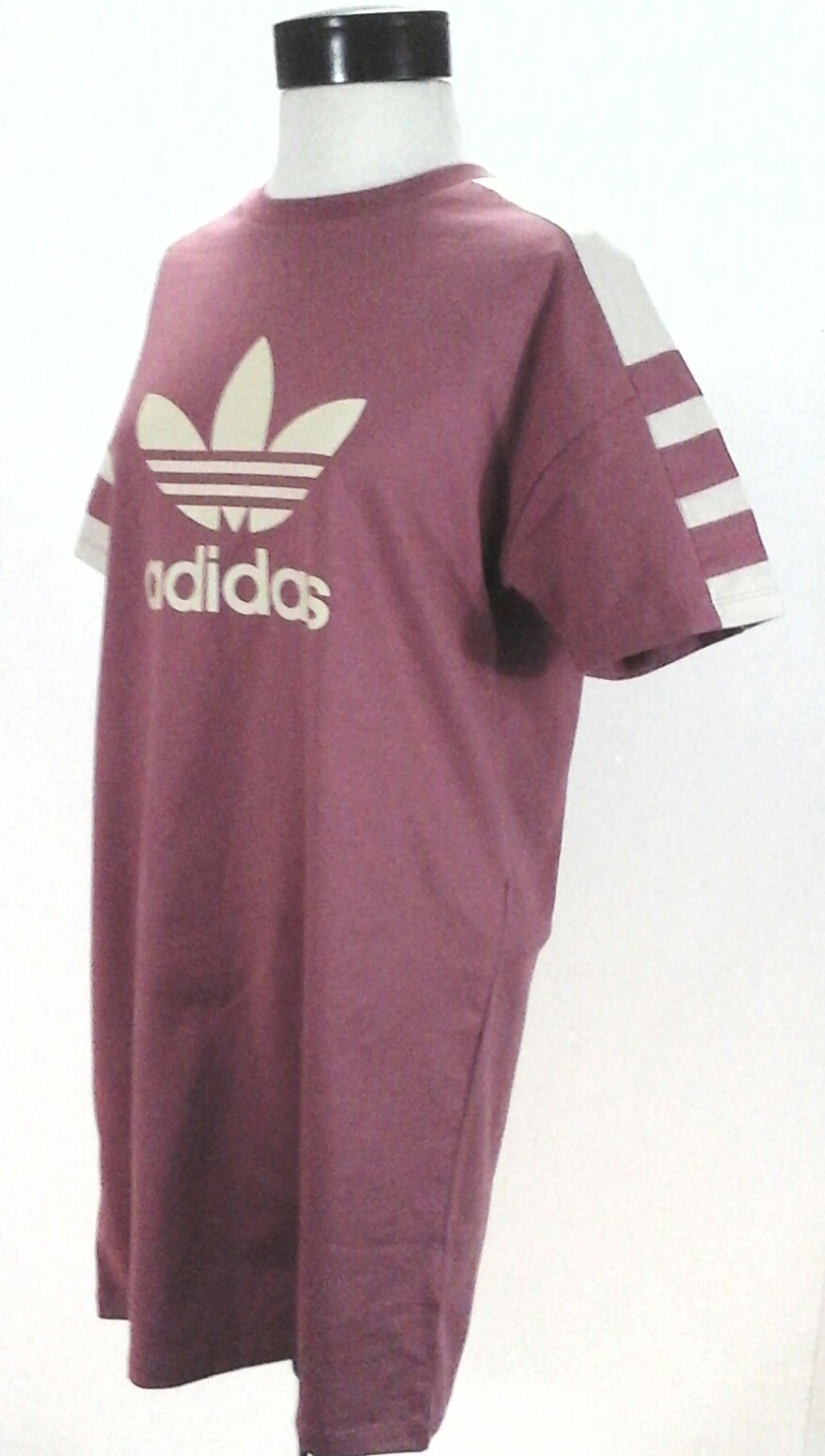 Rose Cream Trefoil Dh4181 T Pink Dress Tee Adidas W Shirt YXBE4Ex