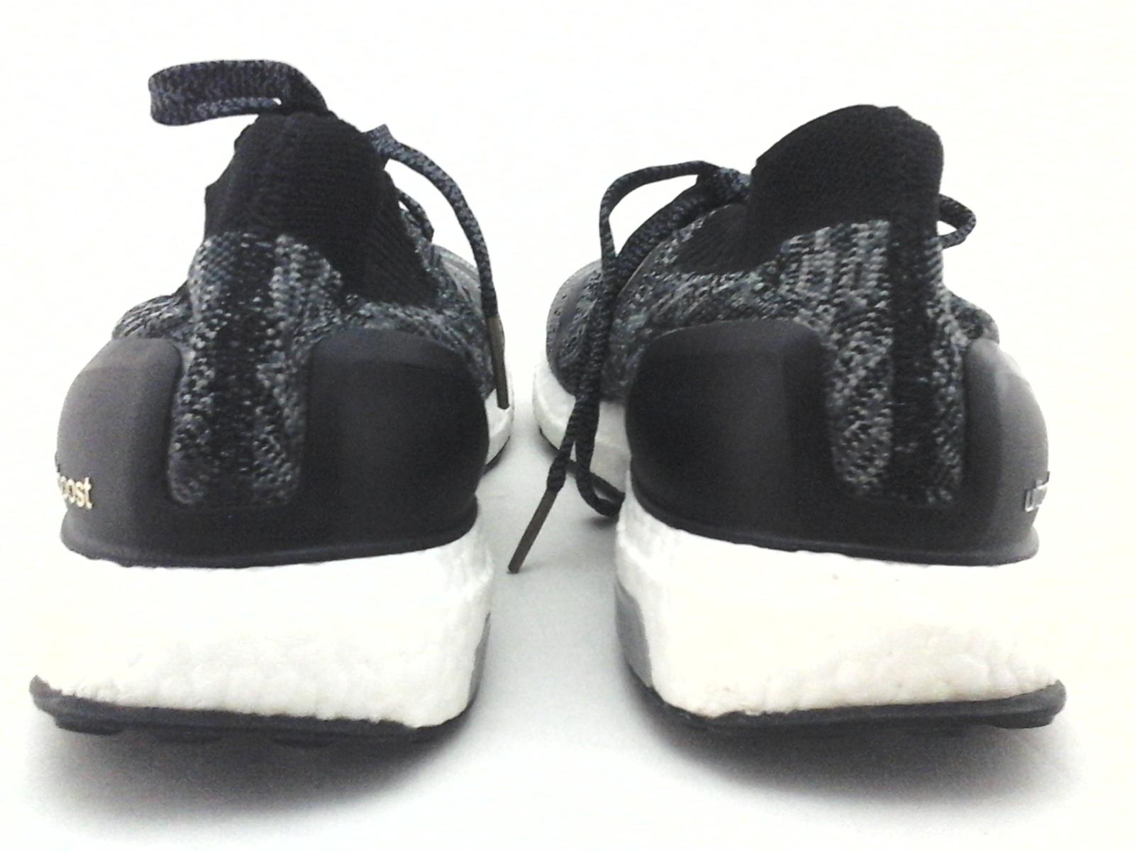 42de314946fc4 ADIDAS UltraBoost Running Shoes Black Knit Uncaged BB3900 Mens US 12.5  47  1 3