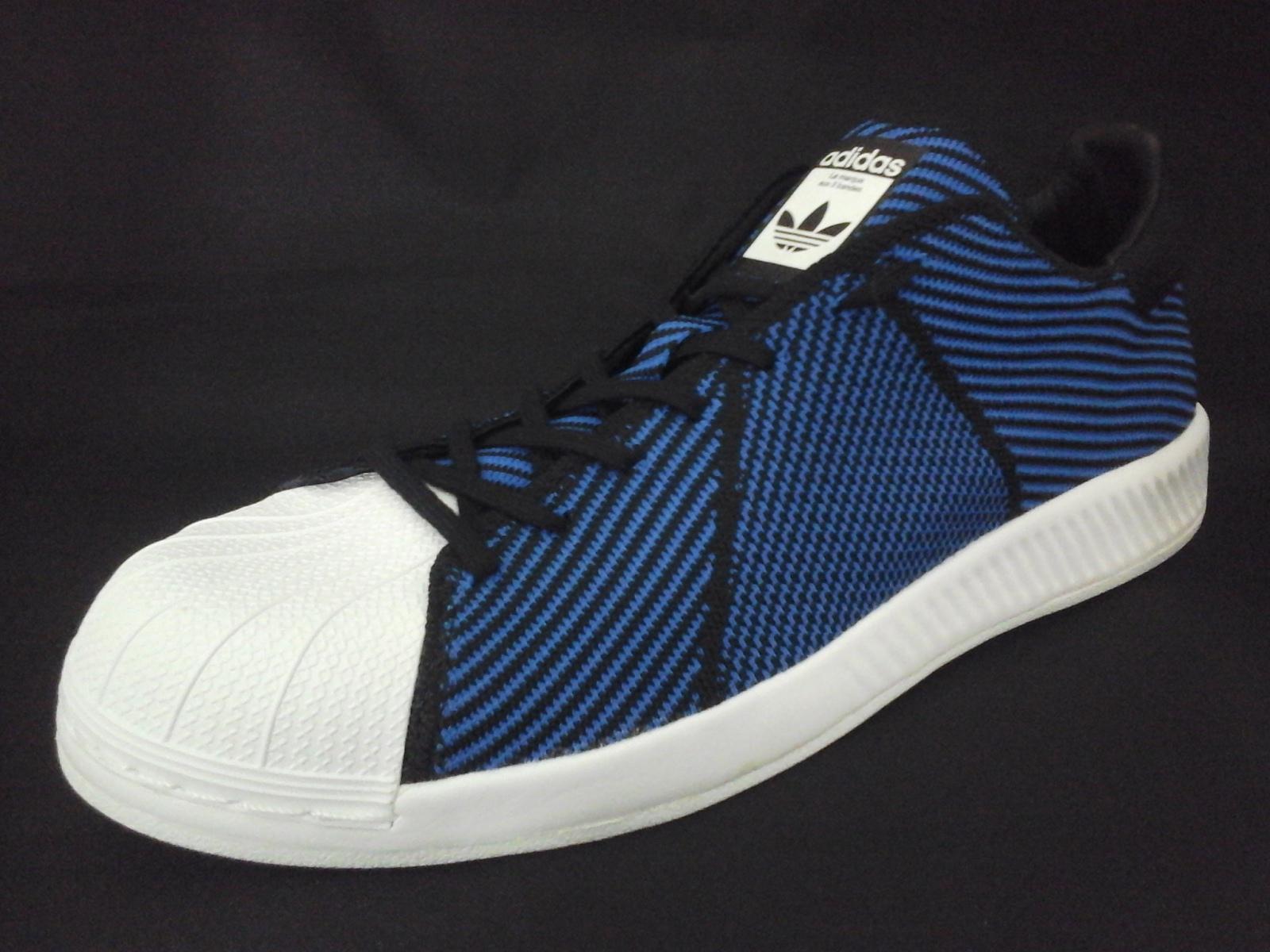 ADIDAS Superstar PK Bounce Shoes Sneakers Clamshell Blue S82242 US 12 EU 46  2 3 260da0013