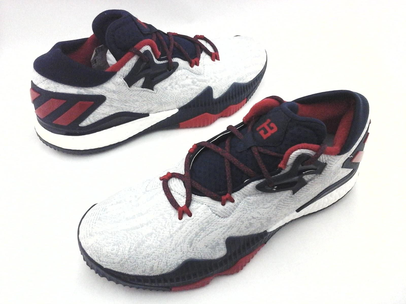 Details about Adidas HARDEN Crazylight Boost Basketball USA Olympic B49755 Shoes US 1246 23