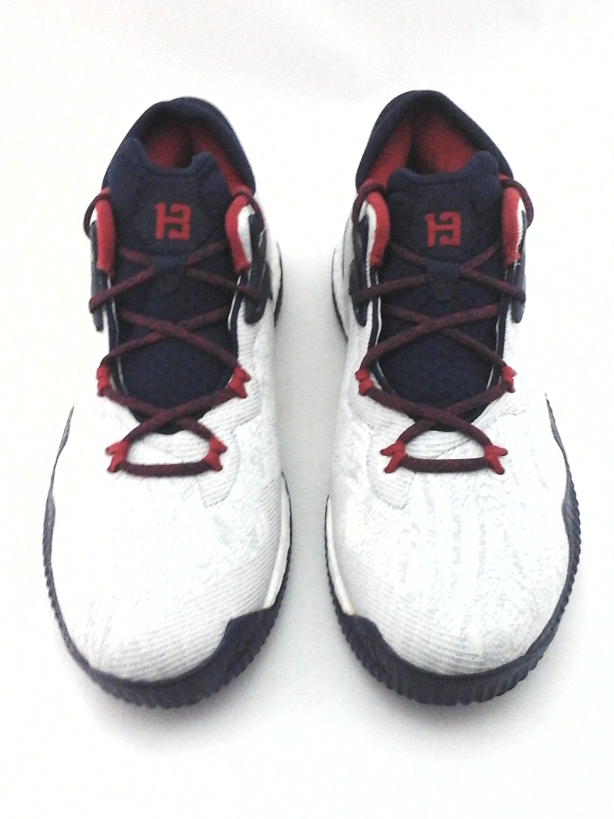 competitive price c94ab edbc5 Adidas HARDEN Crazylight Boost Basketball USA Olympic B49755 Shoes US 12 46  2 3