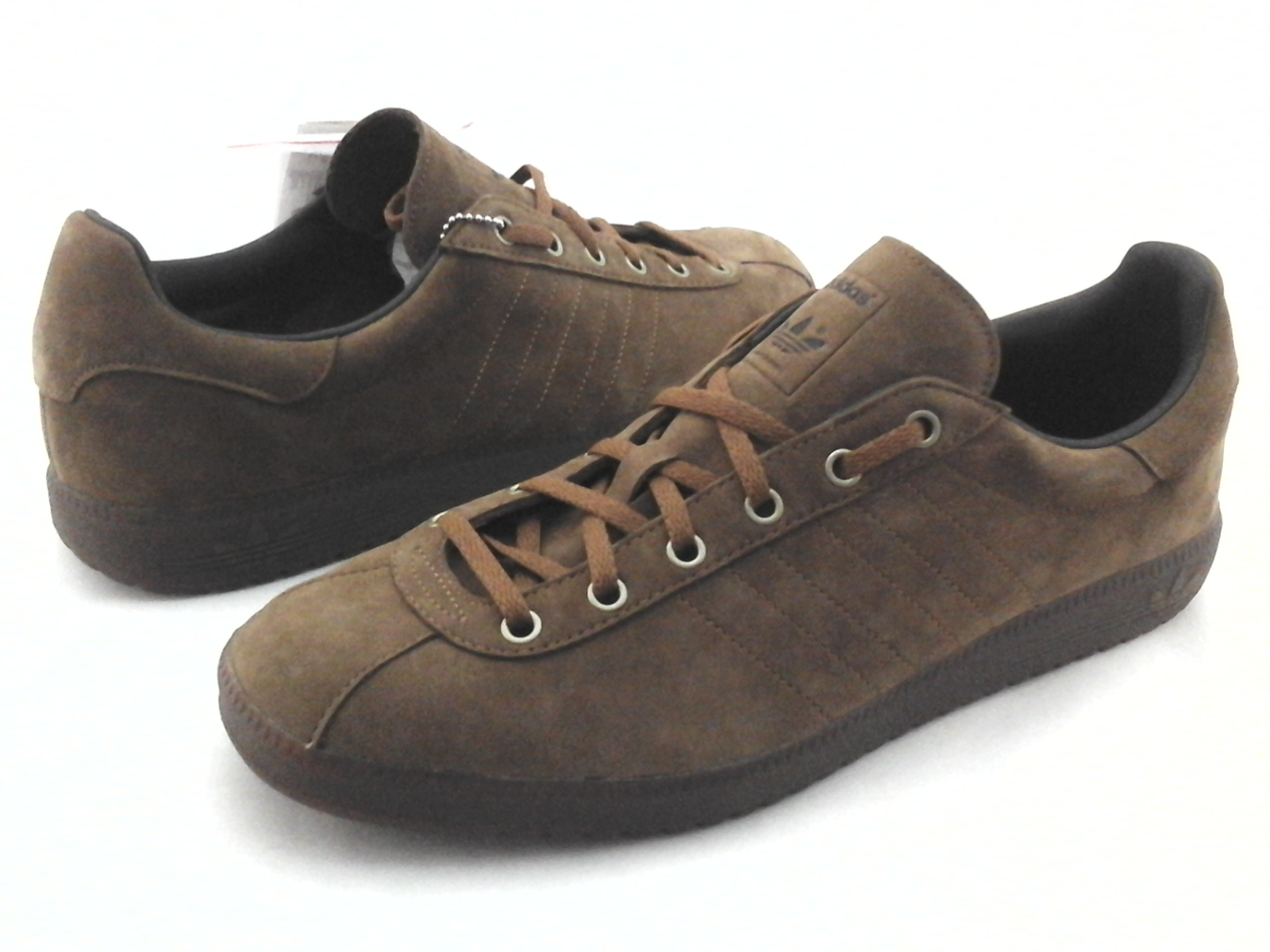 a54fec96aaedb5 Adidas SPEZIAL Super Tobacco Brown Suede Sneakers Shoes CG2926 Mens US 13 48  New