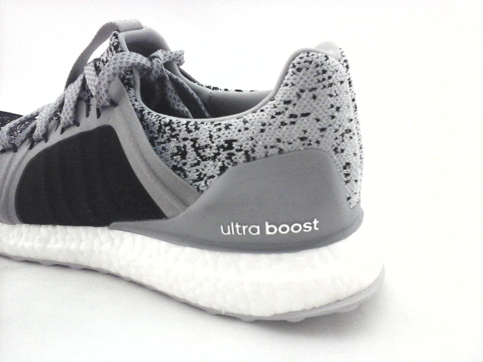 7eb8c4e09b67c Adidas STELLA MCCARTNEY UltraBoost Shoes S80846 Black Sparkle US 10.5 EU 43  1 3
