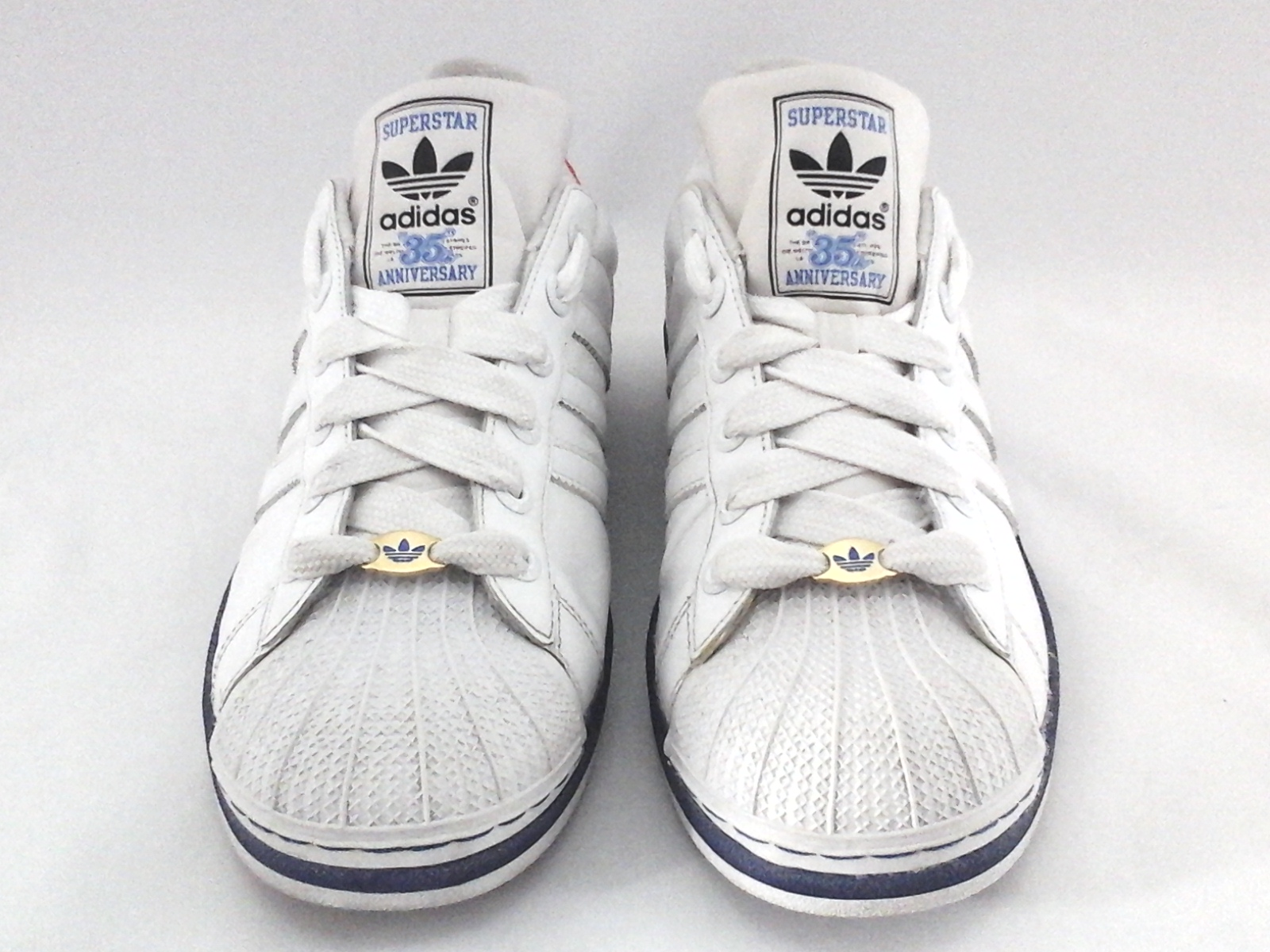 the best attitude 9653b 3c945 ADIDAS Superstar New York I Love NY WhiteBlue Sneakers Mens US 11 45 13  RARE