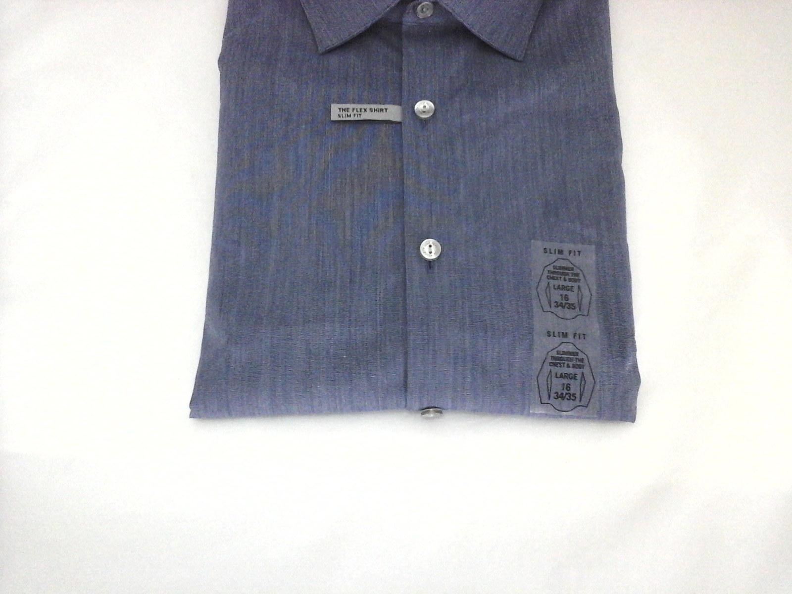 620210287a Kenneth Cole Reaction Slim Fit Dress Shirt Review – EDGE Engineering ...