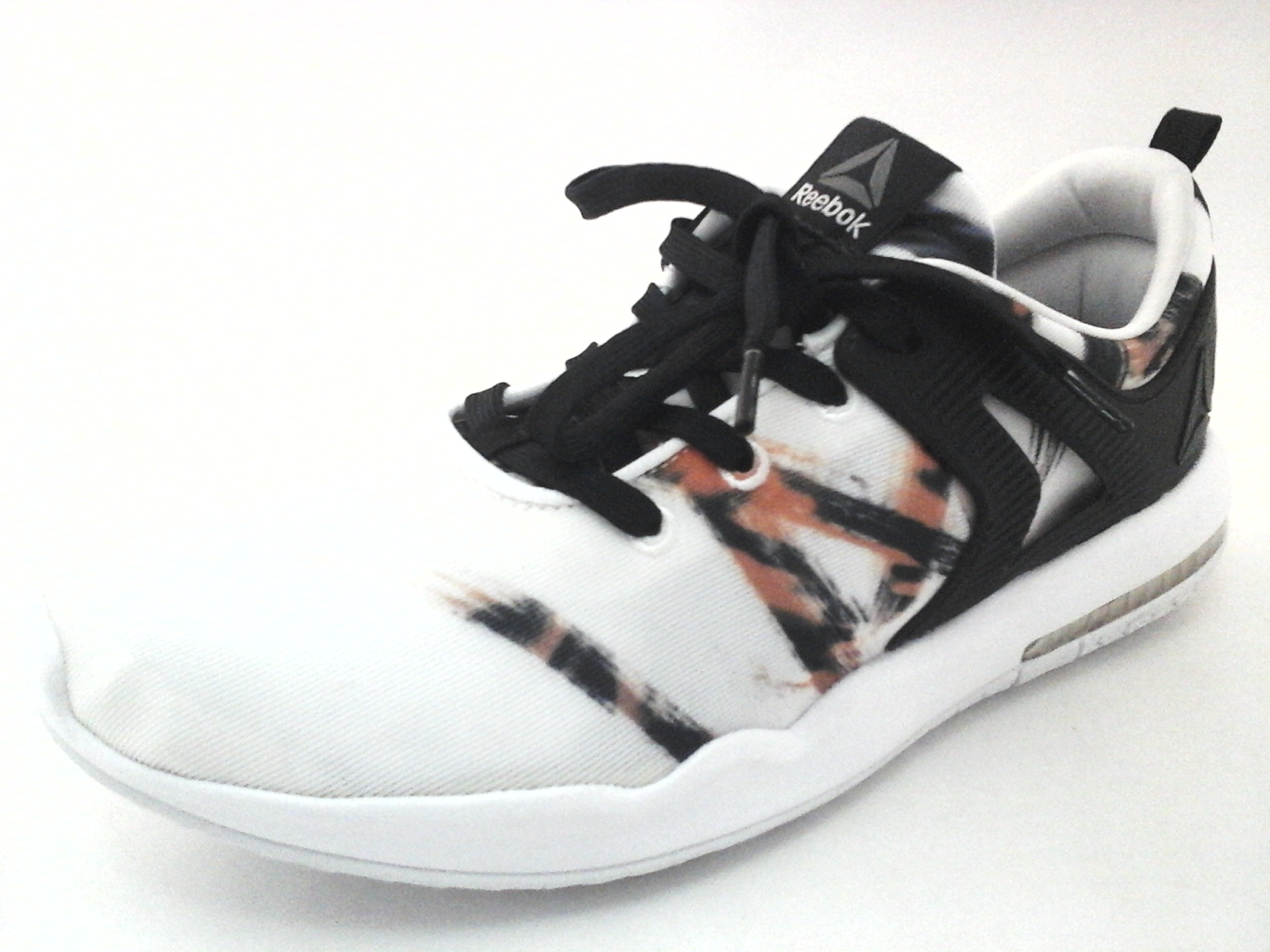 Details about Reebok Women s Hexalite X Glide Running Shoe Black White Coal  US 9.5 EU 40.5 New 6af6692d7