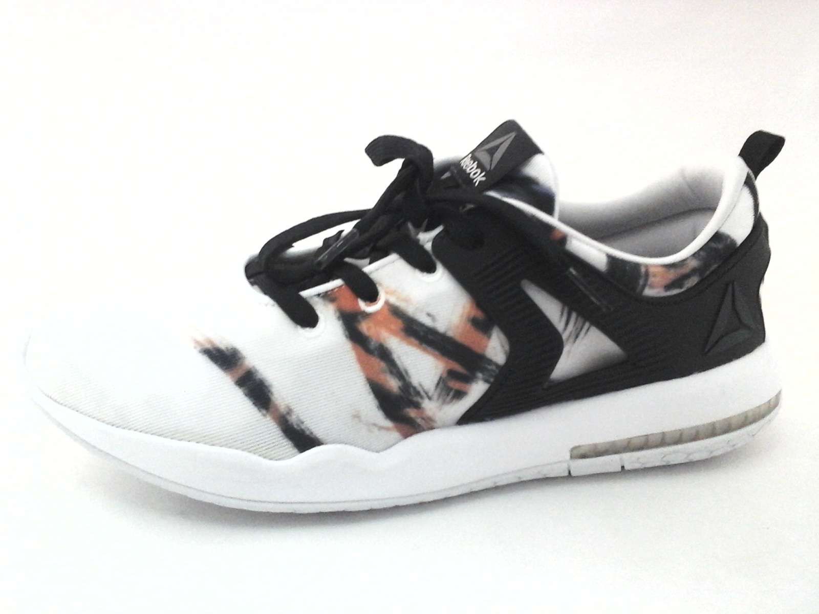 Reebok Women s Hexalite X Glide Running Shoe Black White Coal US 9.5 EU  40.5 New 8f05a7939