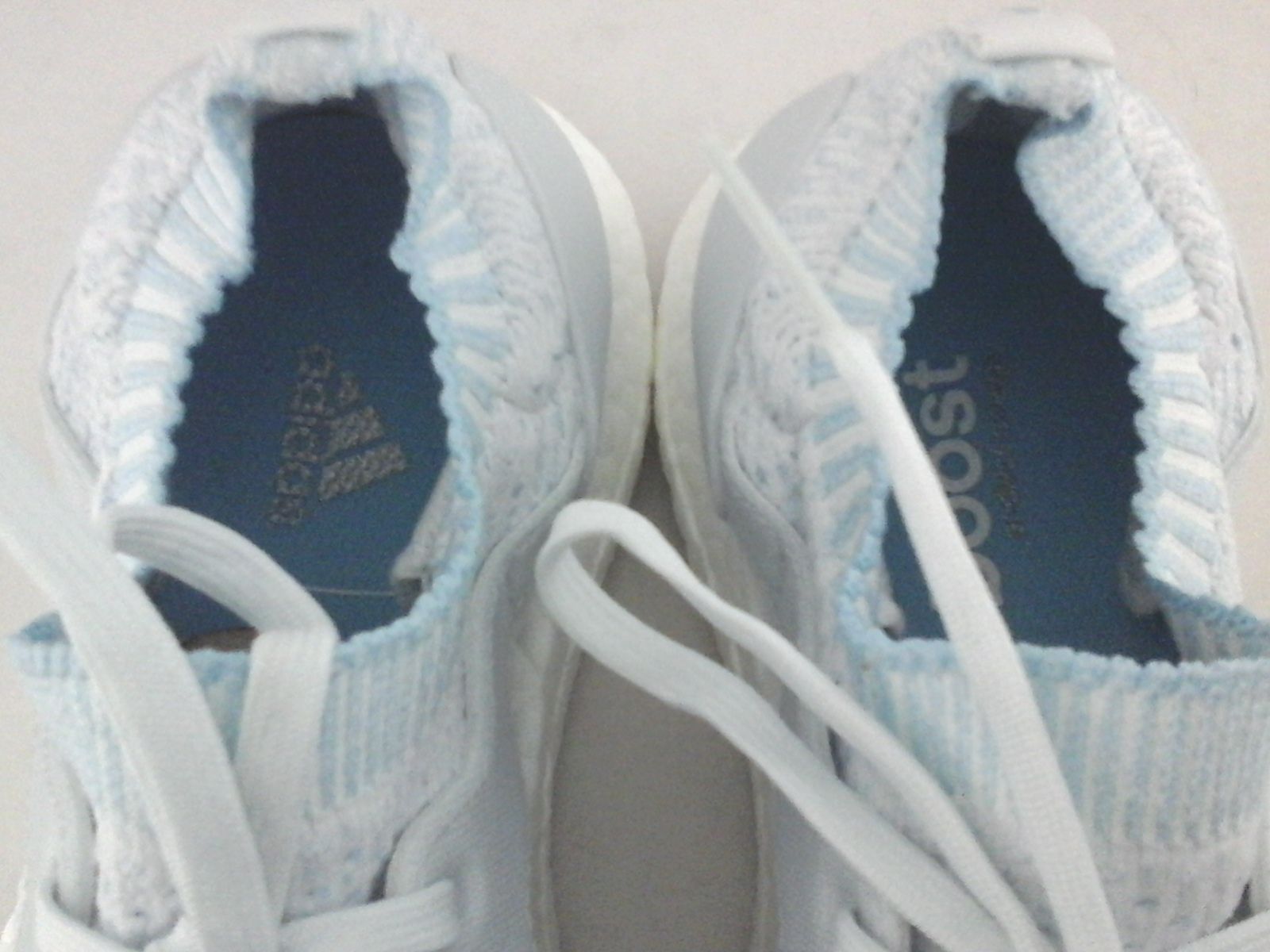 d6aefa88111a1 ADIDAS UltraBOOST X Parley Running Shoes Icey Blue White Knit BY2707 Womens   200