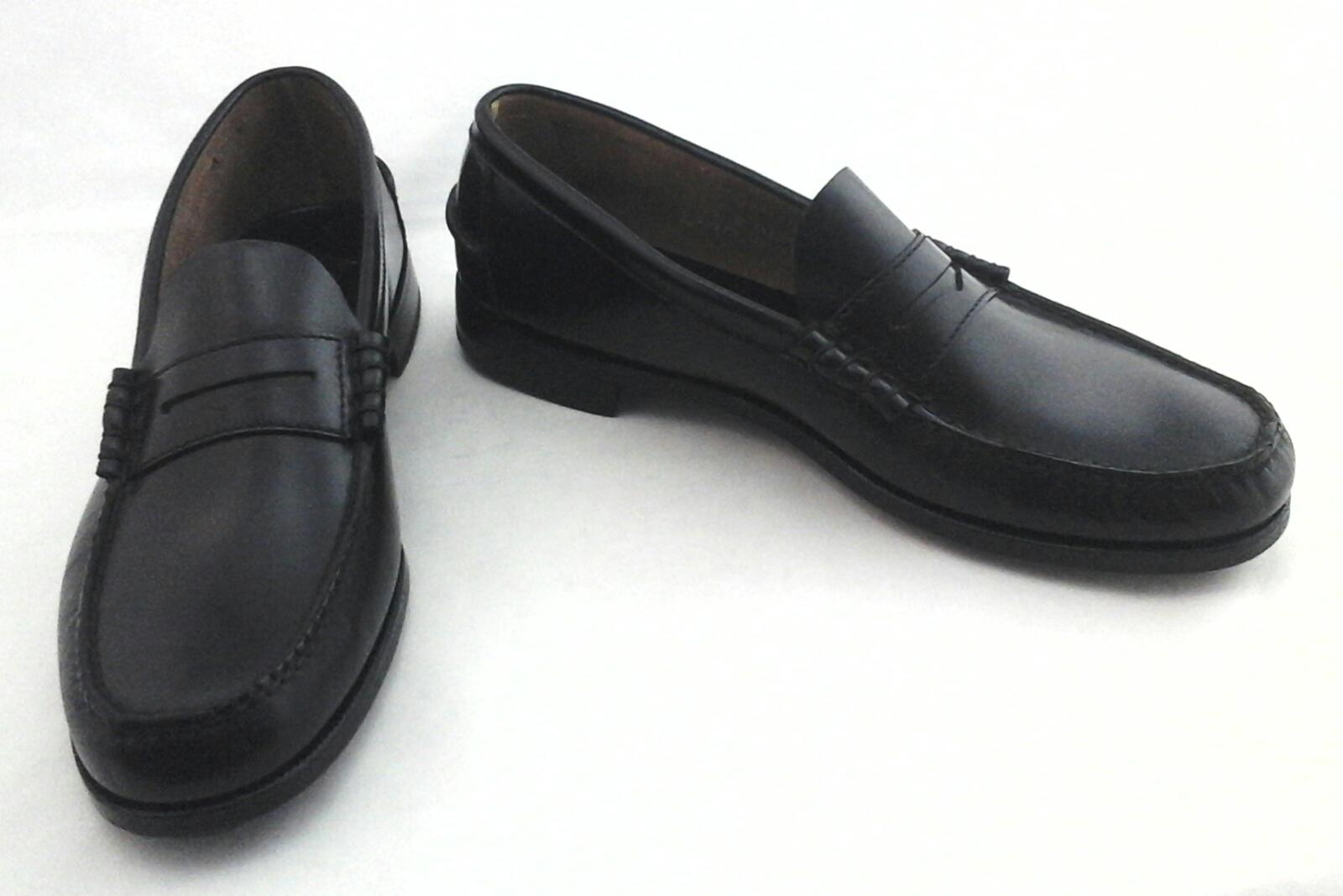 Mens Designer Shoes Vintage Black and White Fancy Jazz Gangster Party Dress Shoe
