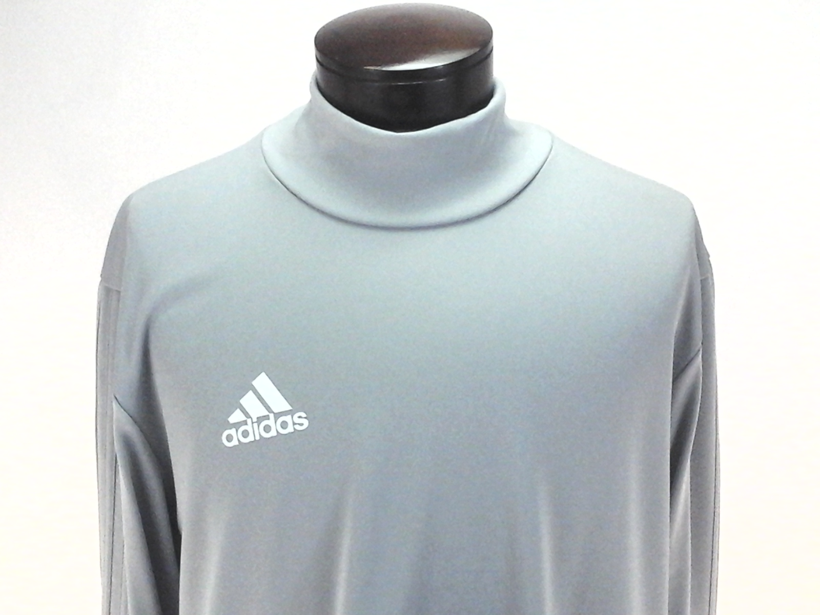 Details about ADIDAS Tiro 17 Training Jersey Gray White Black Climacool Top BQ2741 Men XL New